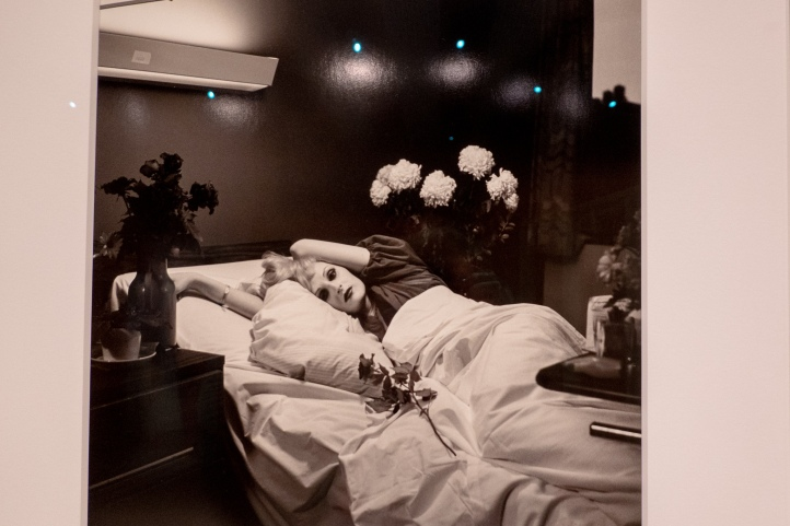 Candy Darling on Her Deathbed (1973) Peter Hujar